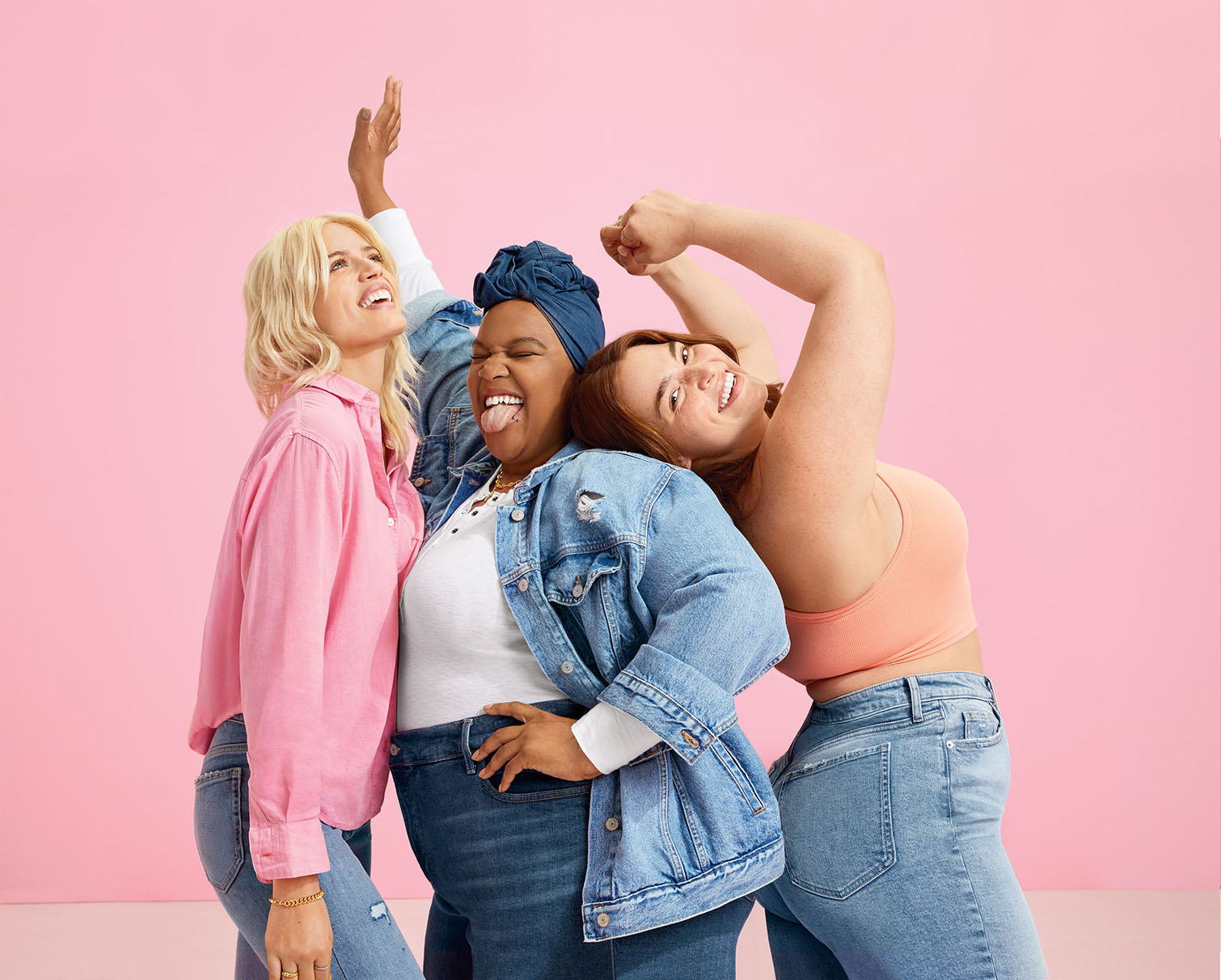 Old Navy Is Redefining What Plus Size Shopping Looks Like